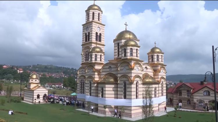 Temple of Saint Sava - Mrkonjic Grad